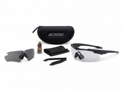 crossblade 2ls black clear smoke gray kit