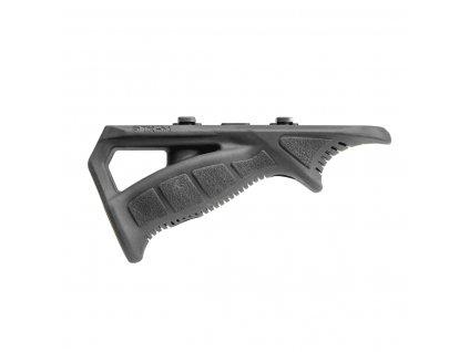 FAB Defense Rubberized M LOK® Compatible Ergonomic Pointing Handle Black