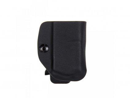 Kydexové pouzdro RHH na zásobník Glock 43 - vnitřní, černá