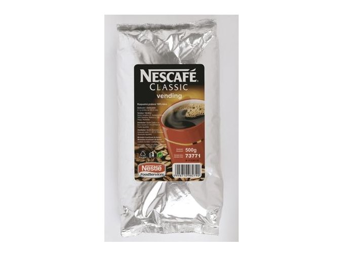 NESCAFE Classic - instant 500g