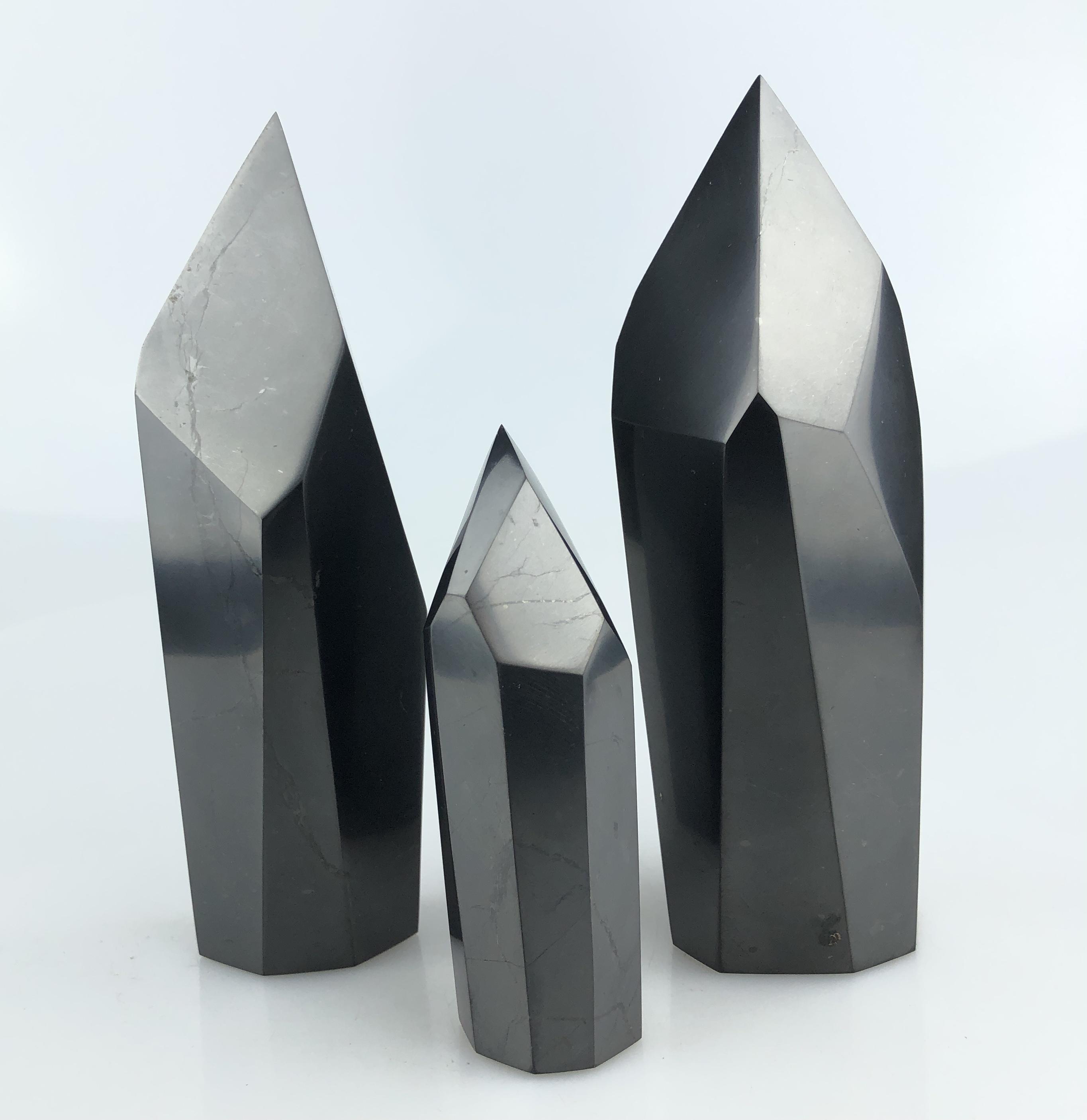 Šungitové krystaly