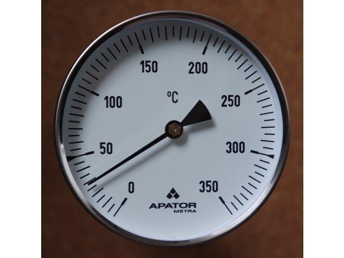 T 100mm 350°C