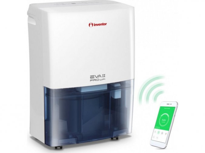 2570 mobilni odvlhcovac vzduchu inventor eva ii pro 20 wifi