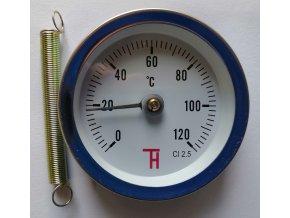 Příložný 120°C 63mm