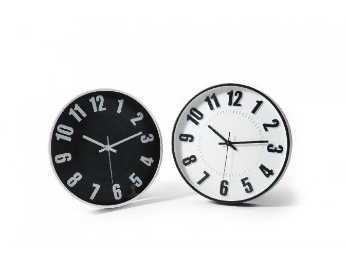 128687 nastenne hodiny o prumeru 30x4 cm ruzne barvy smrstovaci obal