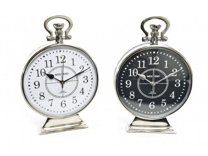 128783 hlinikove royal hodiny 20x5xh 31cm