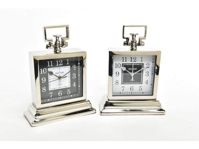 128795 hlinikove hodiny royal 20x9 5xh 27cm