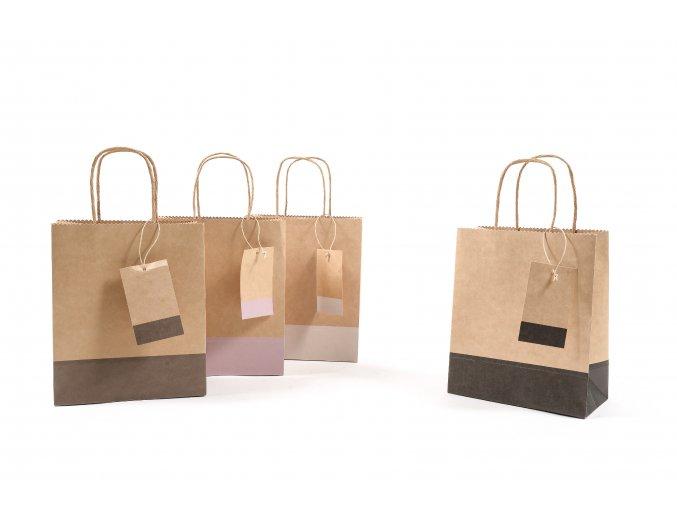 """""""minimální"""" taška h.22.8x19x10cm různých barev"""