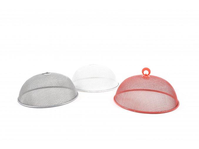 kovový obal na potraviny pr. 30,5 x 13 cm různé barvy