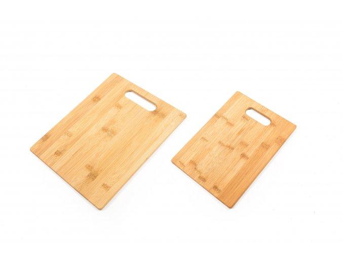 132254 sada 2 bambusovych krajecich desek 30x23x0 8 cm 25x18x0 8 cm