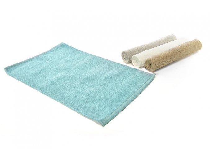 žinilkový koberec různé barvy 45x140cm