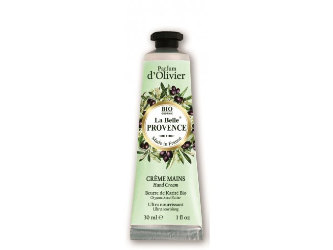 Krém na ruce 30 ml olivový