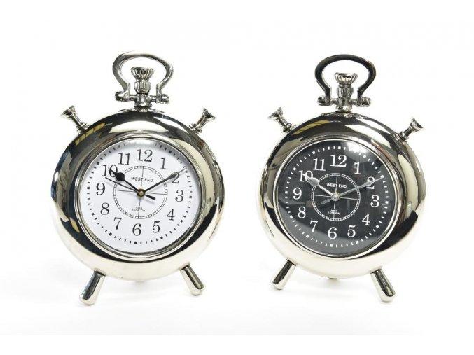 143213 kralovske hodiny z hliniku 22x6 5xh 31cm