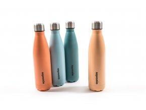ocelová termo láhev 500 ml různých barev