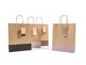 """""""minimální"""" taška (v. 32x26x10cm) různých barev"""