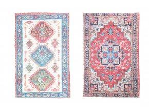 135812 koberec kashan o rozmerech 90x150cm