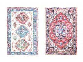 135818 koberec kashan o rozmerech 140 x 200 cm