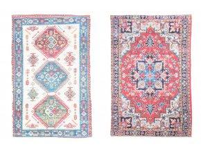 135821 koberec kashan o rozmerech 160 x 230 cm