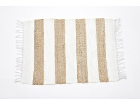 135917 koberec z bavlny a juty 160x230cm