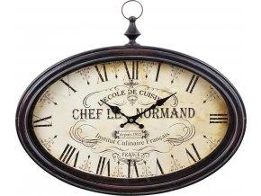 "hodiny ""chef le normand"""