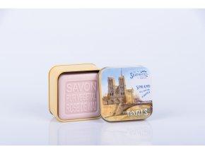 Mýdlo šípková růže 100 gr PARIS 4 Notre Dame