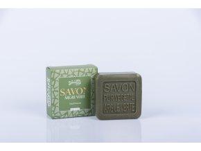 Mýdlo 100 gr Zelený jíl