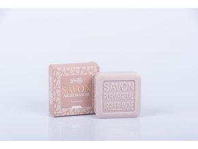 Mýdlo 100 gr Bílý jíl