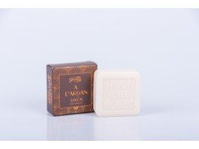 Mýdlo 100 gr organického arganového oleje