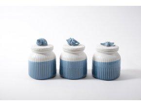 142301 rozmanity porcelanovy morsky dzban o prumeru 12 5xh 18 5cm