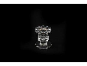 143540 skleneny drzak svicky 5 5x5v 6 cm