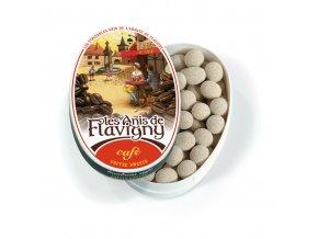 OVÁLNÁ PLECHOVKA 50g KÁVA (COFFEE)