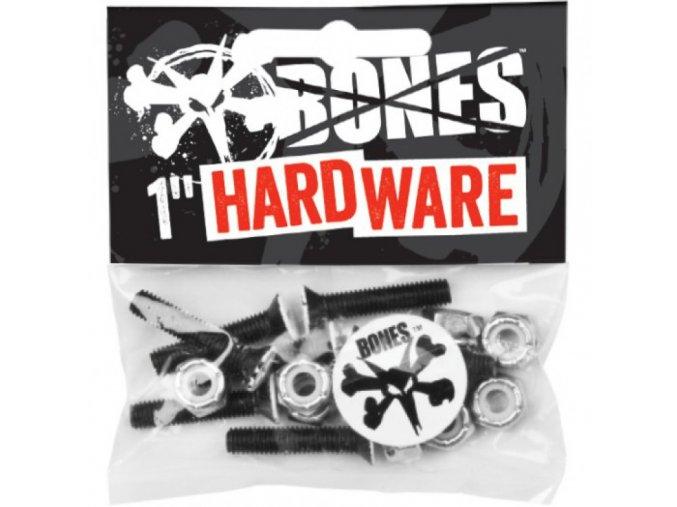 "Skate šroubky BONES 1"" - 2.54 cm Křížový šroub"