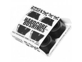 Skate silentblocky Bones Hard black/black (4 ks)