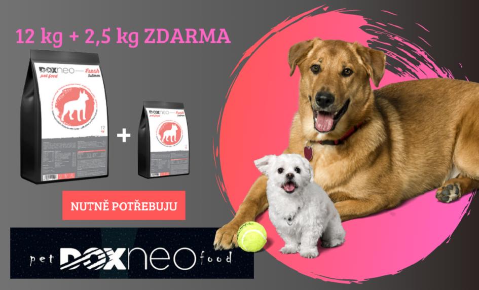 Doxneo Fresh 1+1 zdarma