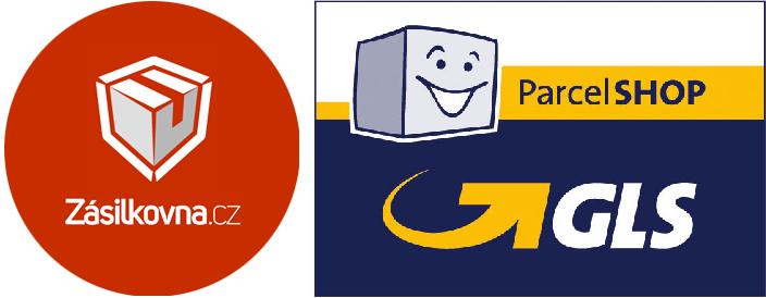 ParcelShop + Zásilkovna