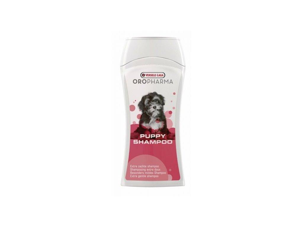 1447 oropharma puppy shampoo sampon pro stenata 250 ml