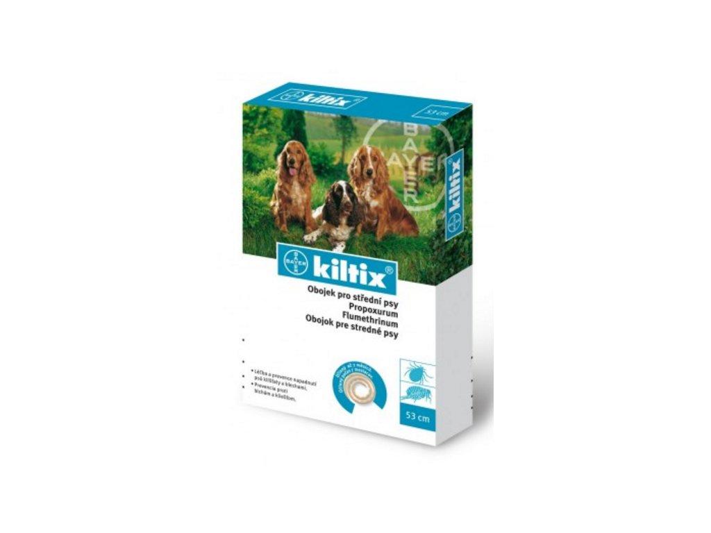 1570 1 kiltix antiparazitni obojek pro stredni psy 53 cm