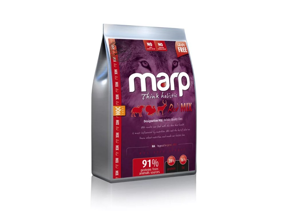 1645 marp holistic red mix grain free 12 kg