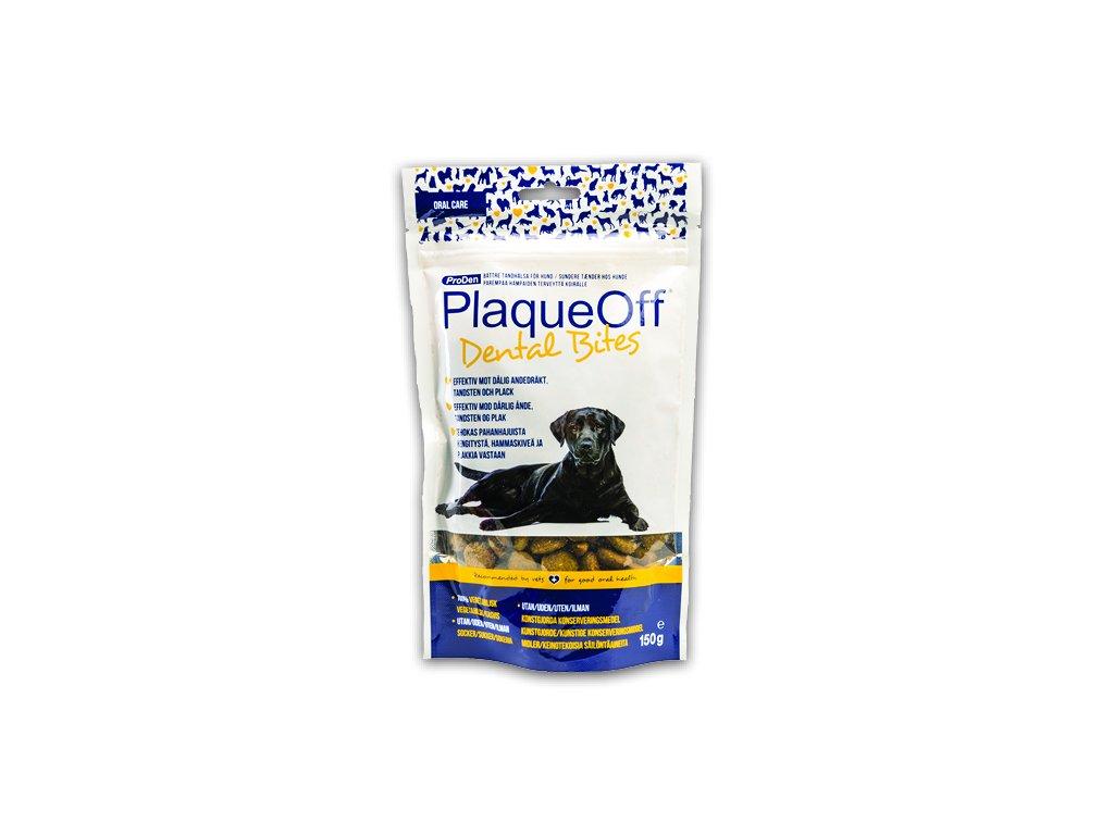 plaqueoff dental bites 150g