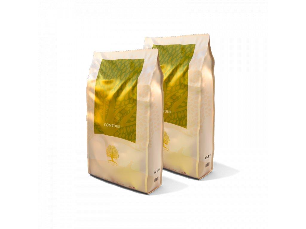 dvojbaleni essential foods contour 125kg