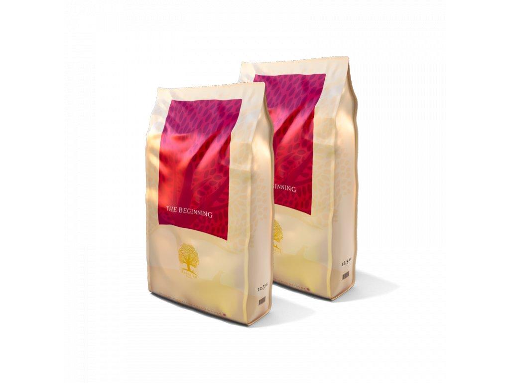 dvojbaleni essential foods beginning 125kg