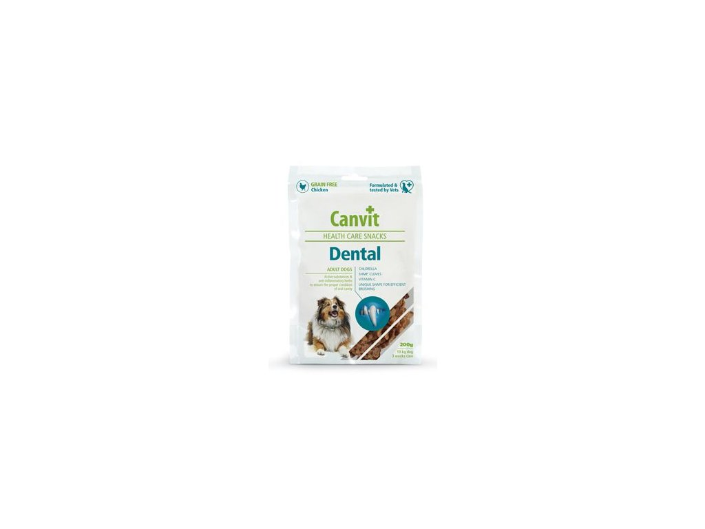 Canvit Snacks Dental 200 g