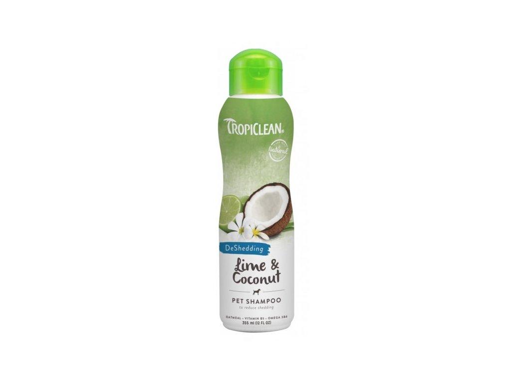 tropiclean sampon limetka a kokos 355ml