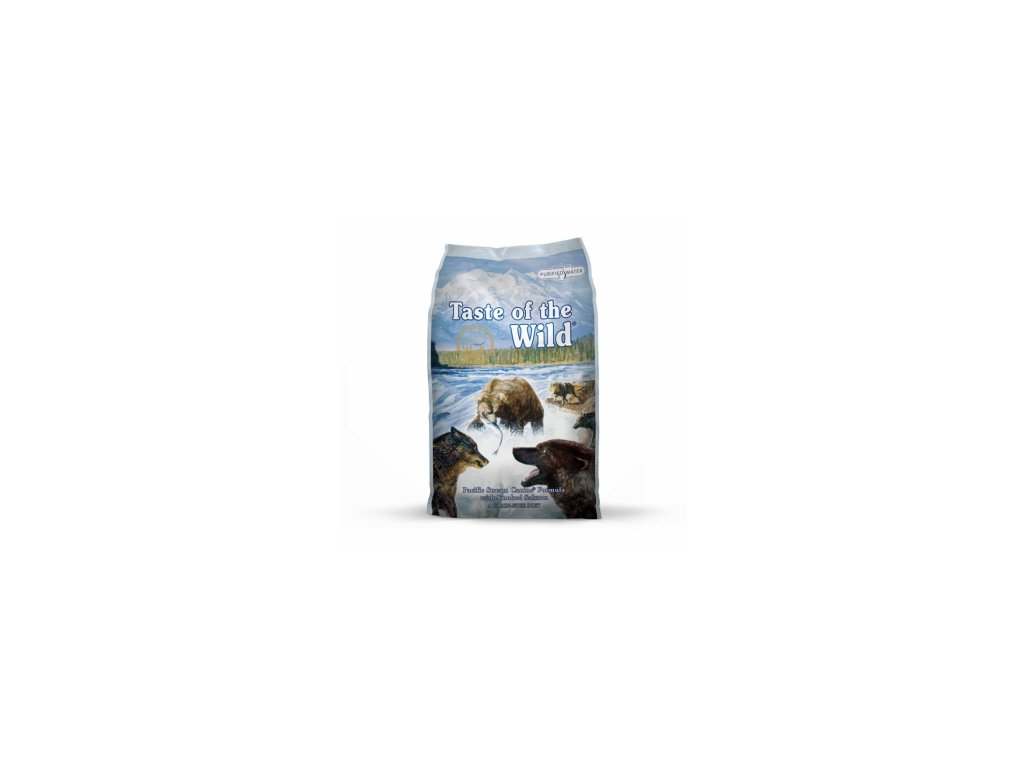 tow pacific stream canine 6kg