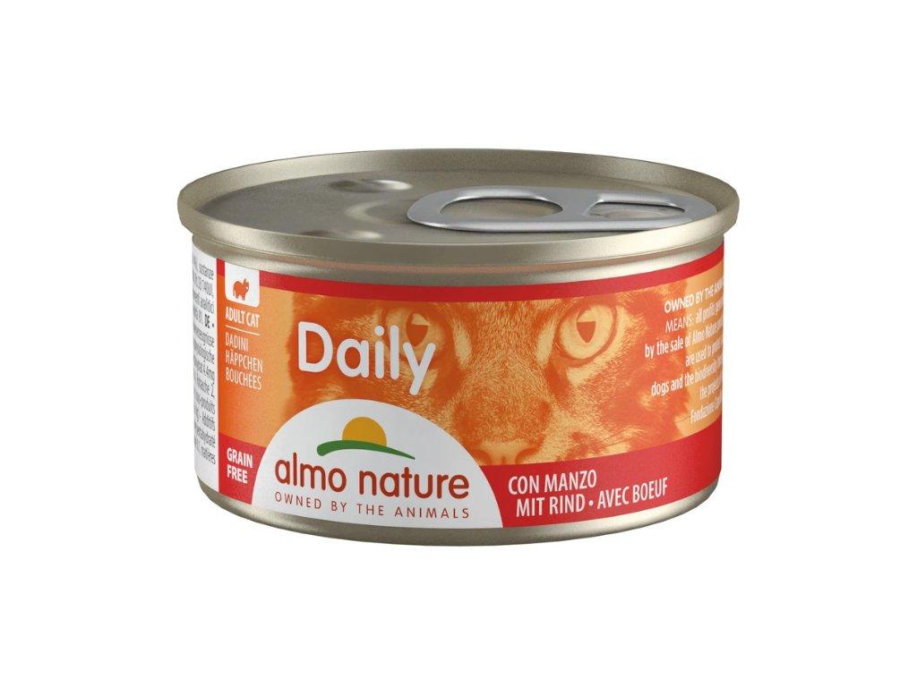 ALMO daily menu hovězí