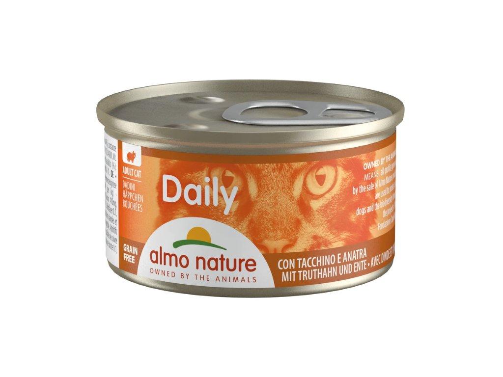 ALMO daily menu kruta kachna