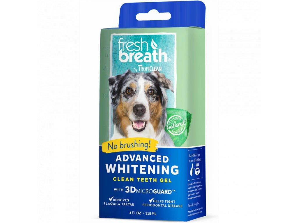 Tropiclean bělící gel pro psy 118 ml