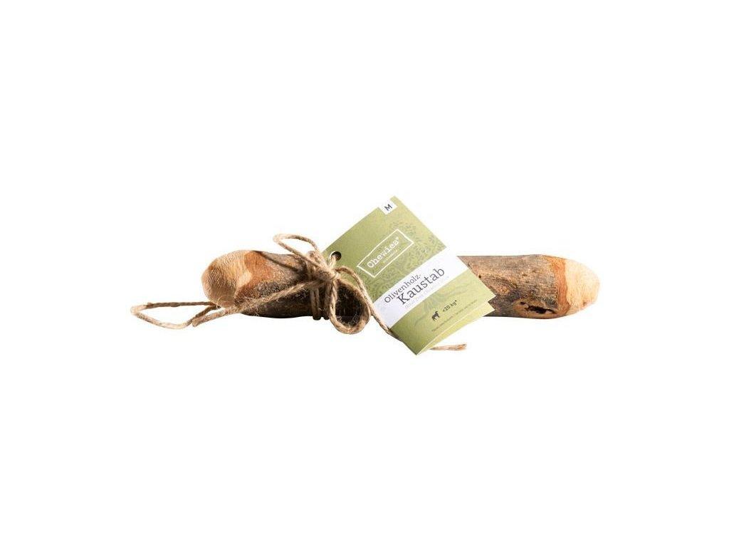 Olivové dřevo na žvýkání, vel. M