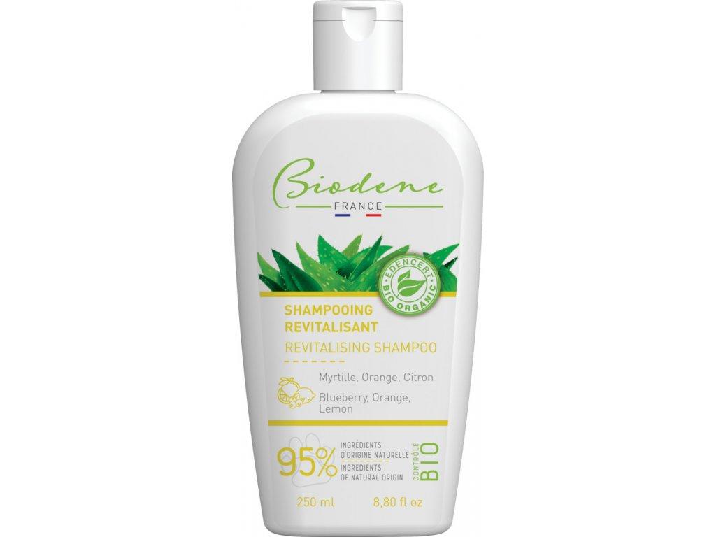 Francodex Šampon Biodene revitalizační pro psy 250 ml