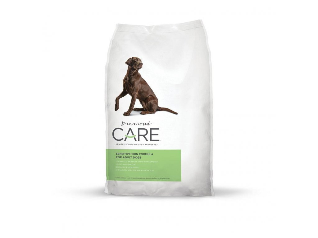 care sensitiveskin dog front